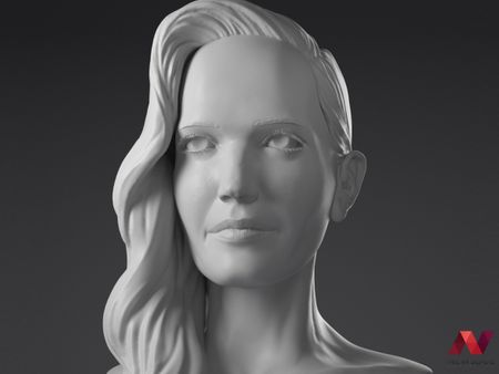 Sculpt Portrait