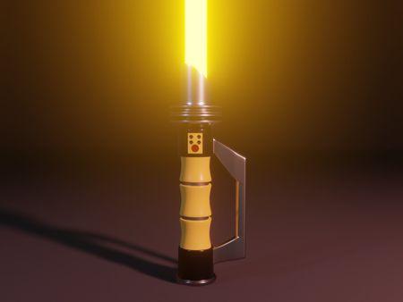 Concept Lightsaber Design