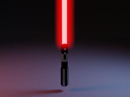 Darth Vaders Lightsaber