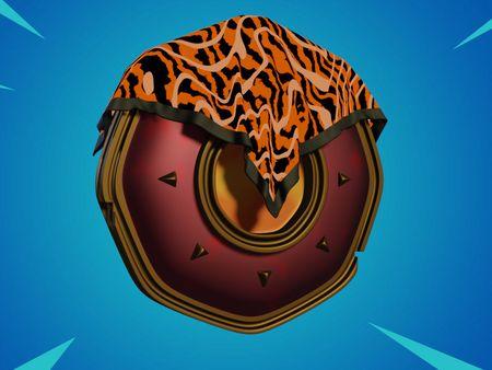 The Tigers Shield (Sun Jian Fortnite Back Bling)
