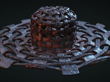 Blacksmith's Sunhat