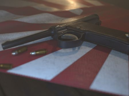 Nambu Type 14, Japanese WW2 Era Pistol