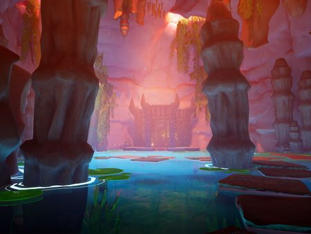 Ocarina of Time: Water Temple Re-Imagined [UE4]