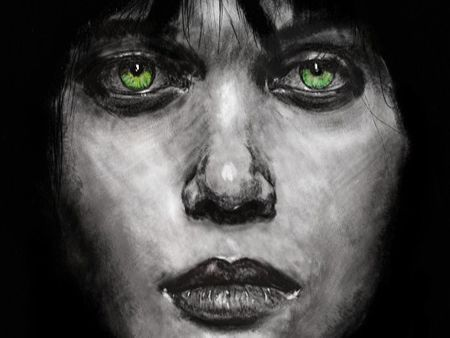 Mrs Green Eyes