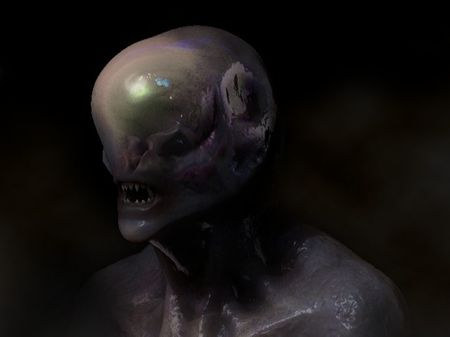 Vampire Alien