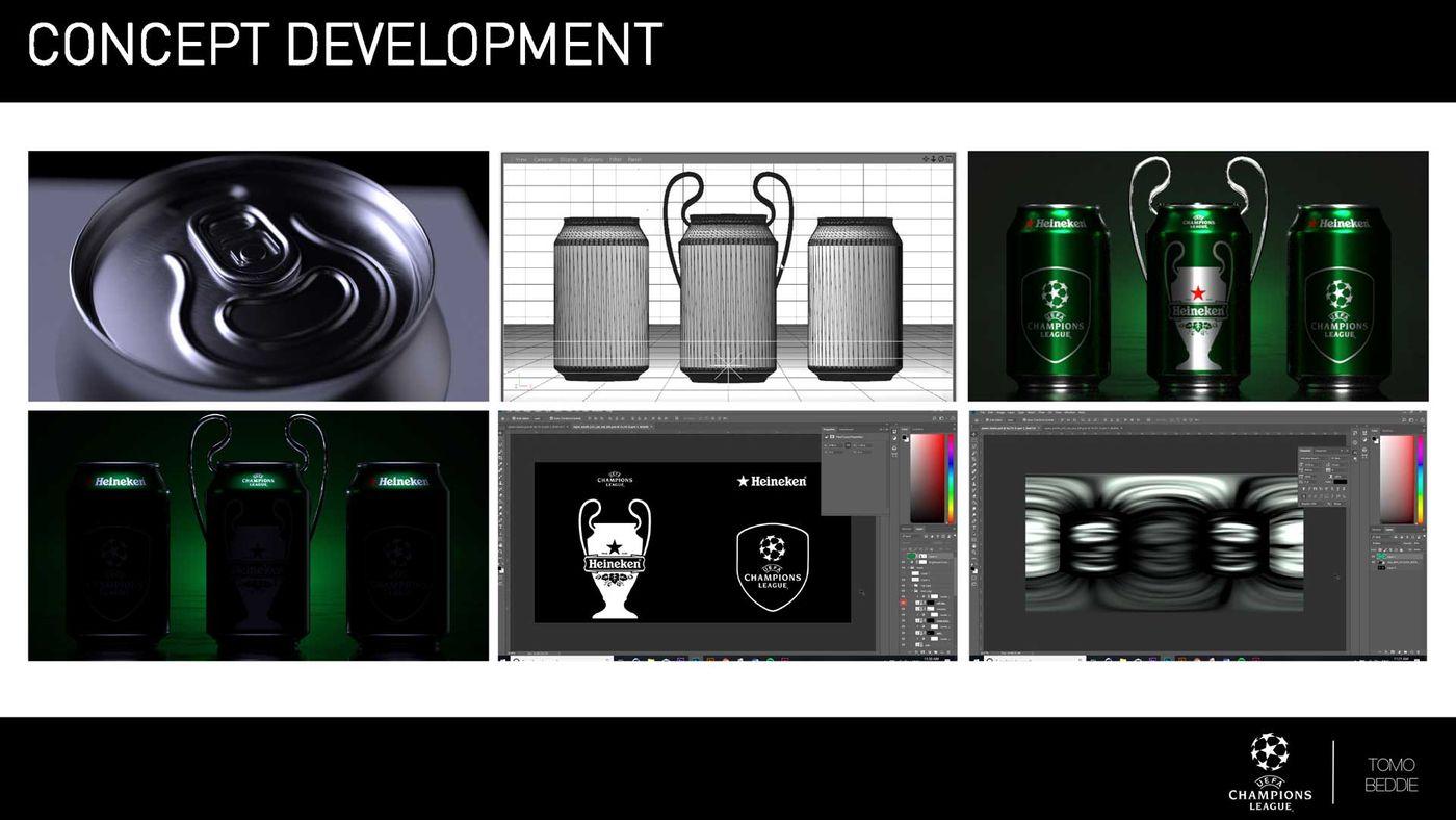 Heineken Process 2 Tomobeddie
