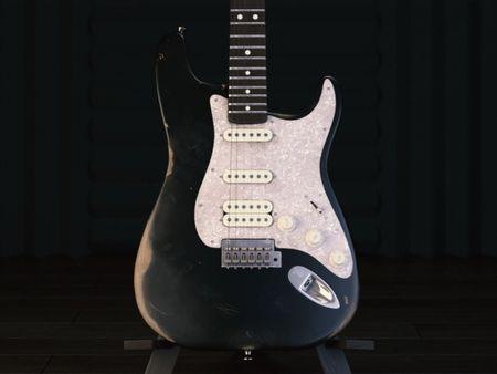 The Fender Stratocaster ('69)