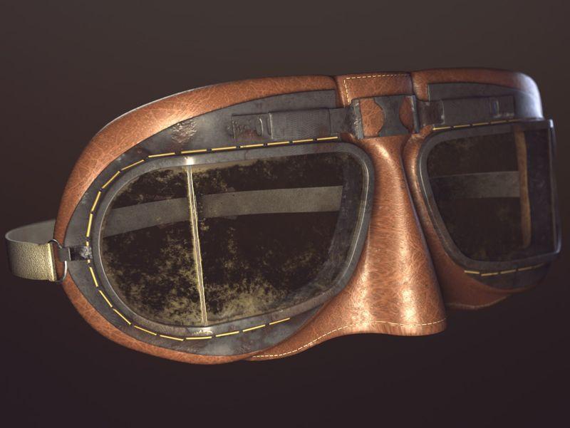 #WeeklyDrills 005 - RAF Aviator Goggles