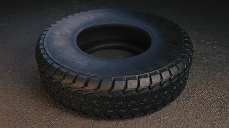 #WeeklyDrills 006 - Tire