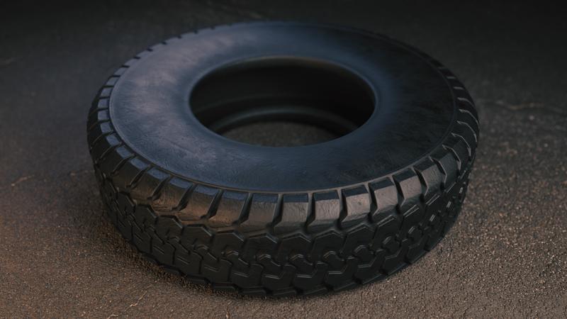 #WeeklyDrills 006 - Tire