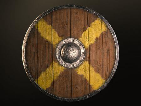 #WeeklyDrills 015 - Medieval Shield