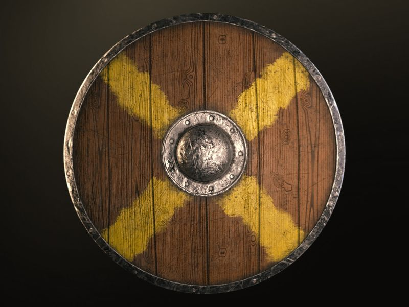 #WeeklyDrills 015 - Medieval Shield