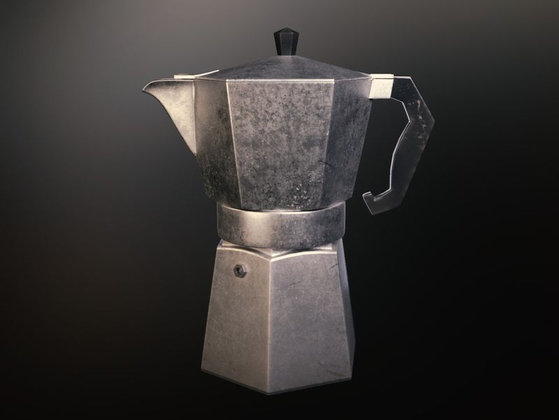 #WeeklyDrills 011 - Moka Pot