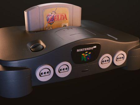 #WeeklyDrills 023 - Nintendo 64