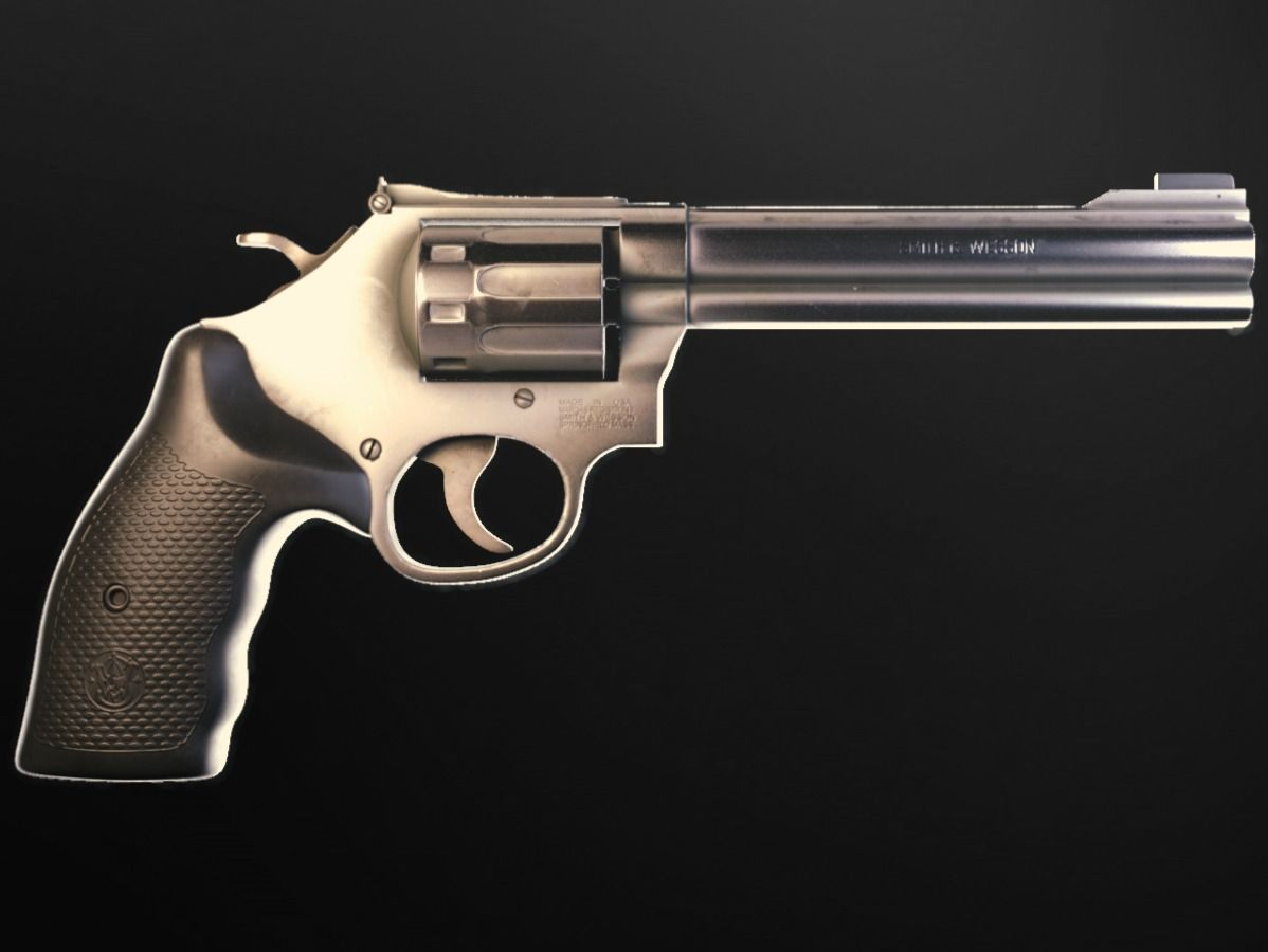 #WeeklyDrills 026 - Smith & Wesson Model 648