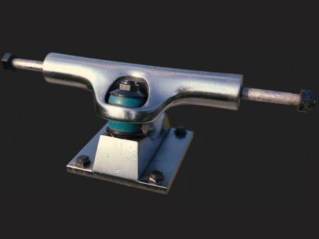 #WeeklyDrills 036 - Skateboard Truck