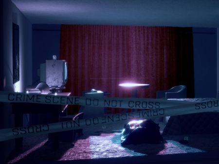 Hotel Crime Scene | UE4