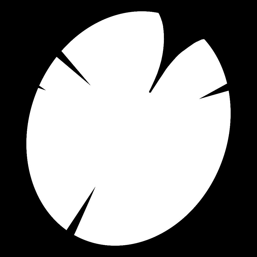 Lilypad Oval 02 Toomuchtea