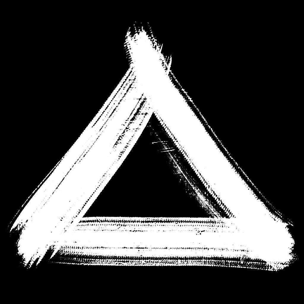Marking Triangle 01 Toomuchtea