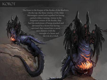 Korot - Creature Design