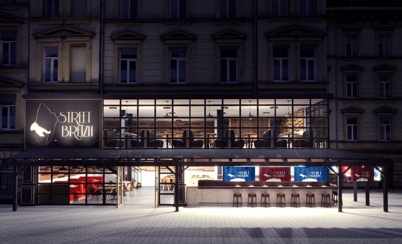Street Breizh Retail Design Project