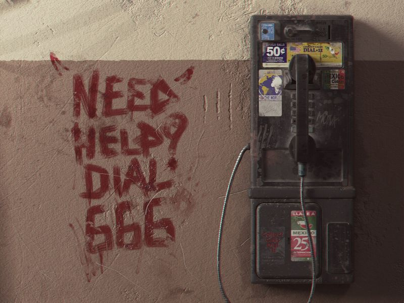 Payphone - Dial666