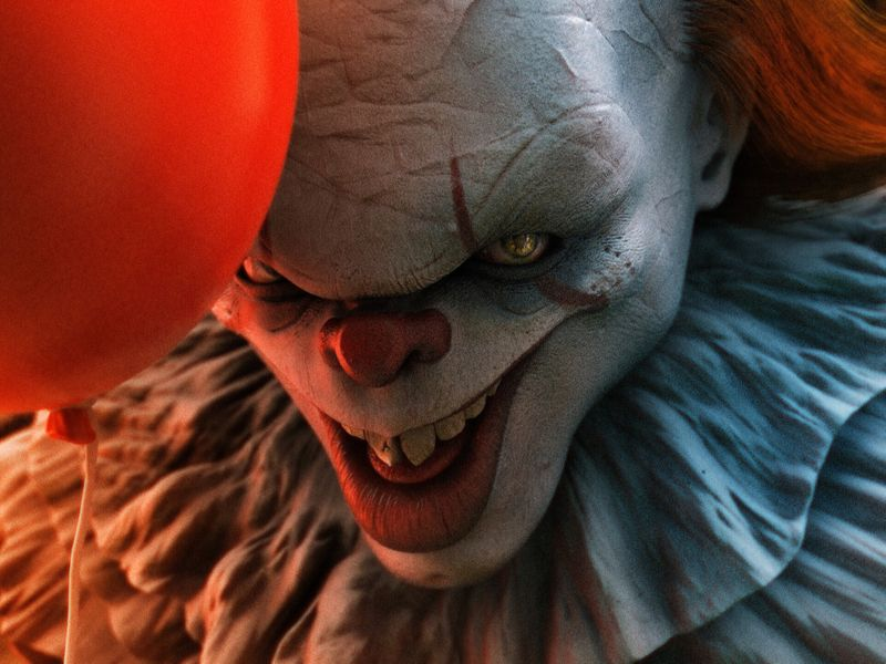 Pennywise sculpt