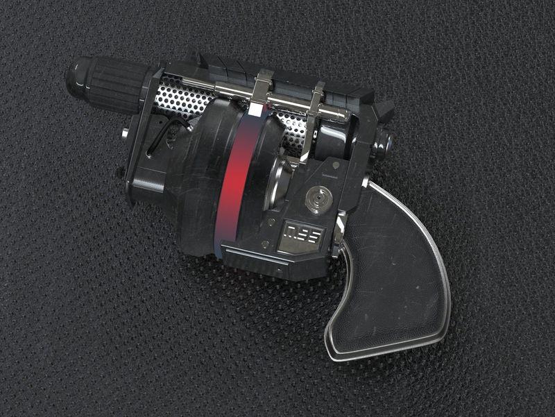 M95 Gun concept