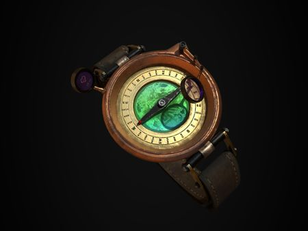 Rookies Weekly Drills 055 - #SteampunkCompass
