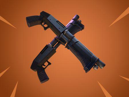 CGSpectrum Modelling Challenge #2 - Firearms