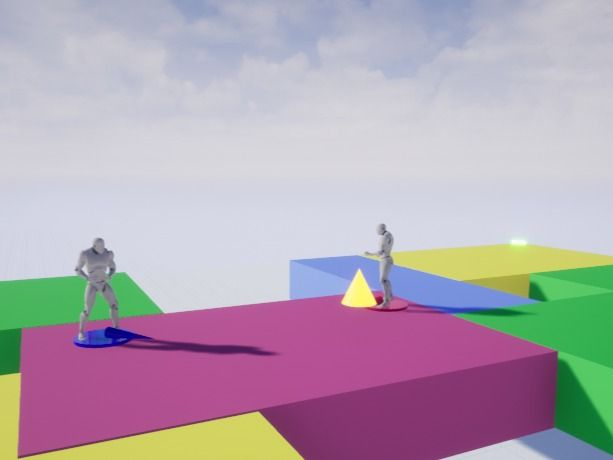 Twinstick Party game