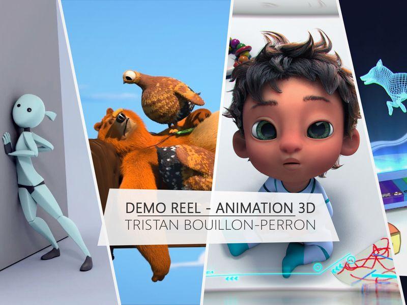 DEMO REEL - 3D Animation