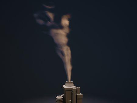 Chimney smoke FX