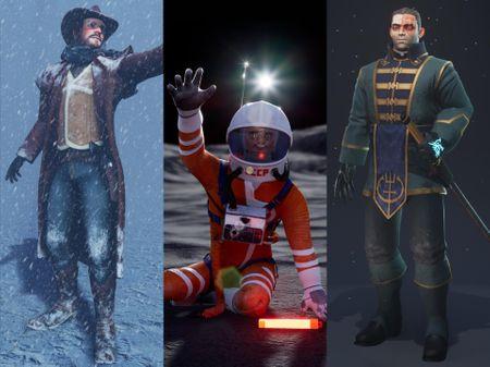 Character Art Portfolio 2019-2020