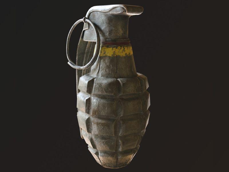 Grenade Prop