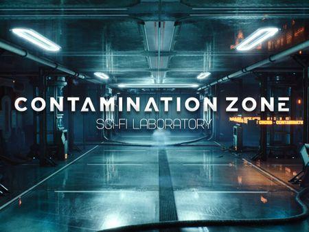 Contamination Zone | Sci-Fi Laboratory