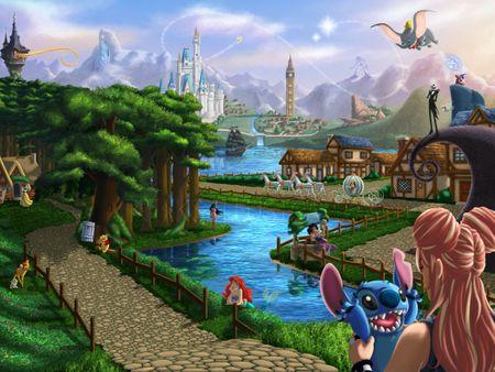 My Disney Oasis