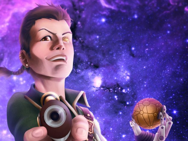 Treasure Planet Jared