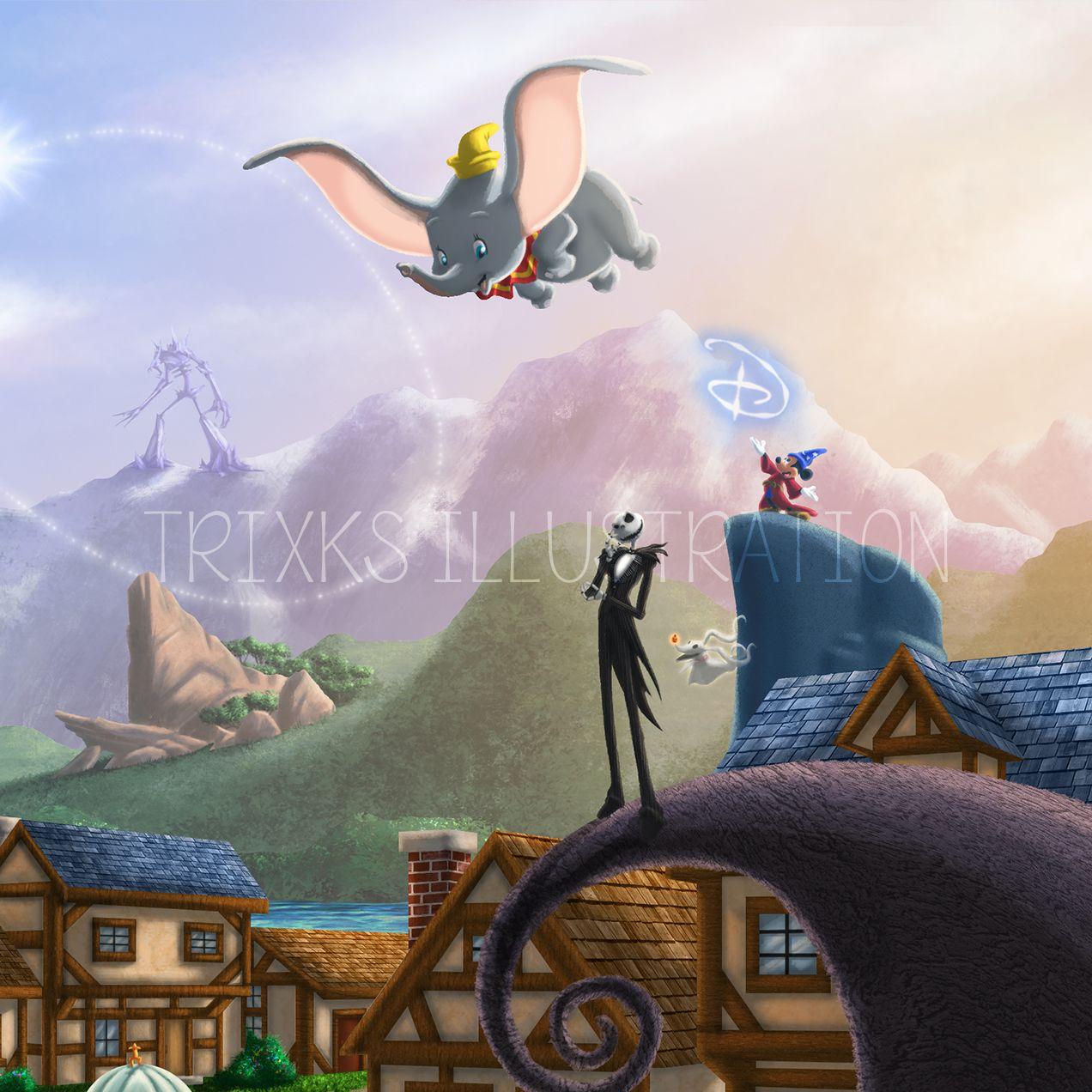 My Disney Oasis Zoom2 Trixks