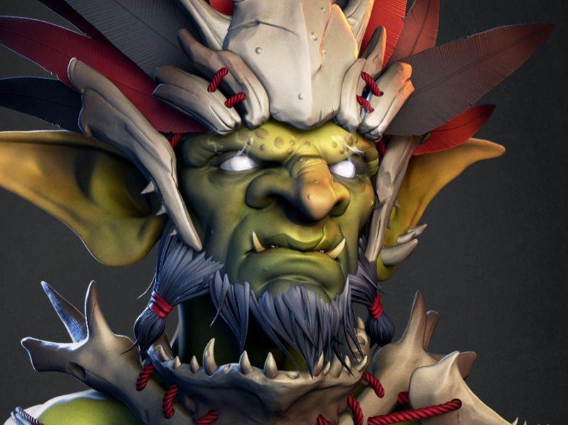 Goblin Prophet