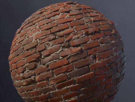 Red Bricks Material