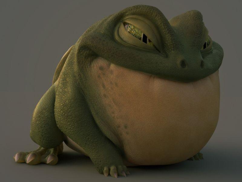 Little Chunky Lizard