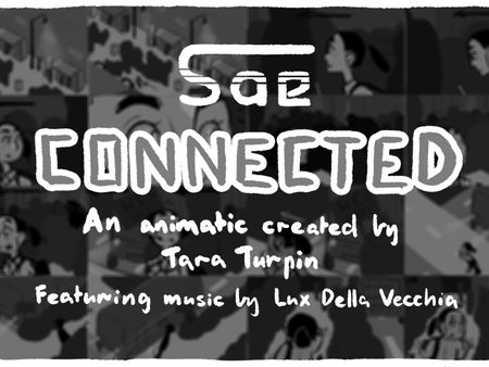 CONNECTED Animatic (with storyboard panels)