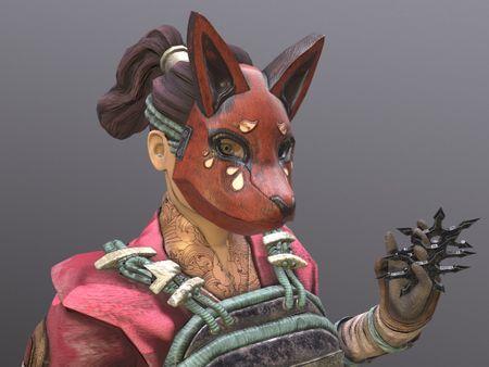 Samurai Inspired Character: SFAS Brief