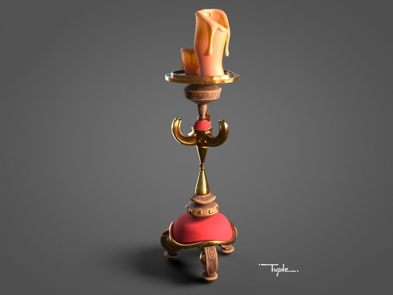 CandleStick of Speed Charming