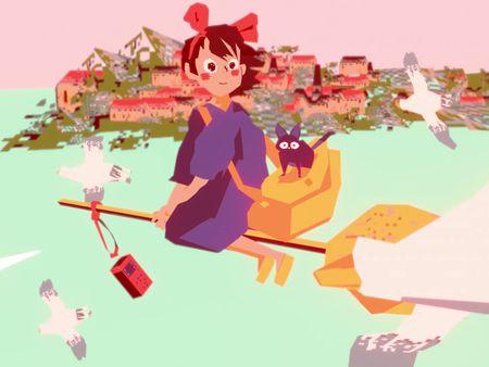 Kiki's Dreamcast Delivery Service
