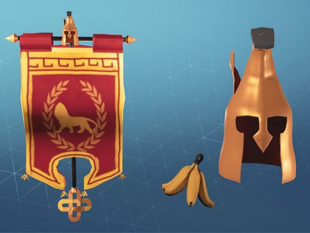 Weekly Drill 050 - Fortnite Back Bling