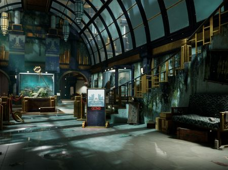 Atlantia: Museum Beneath The Sea