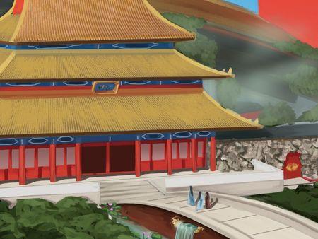 Koi Tower - Mo Dao Zu Shi