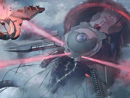 The Return - Atomhawk Art Competition